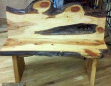 Cedar Bench 3