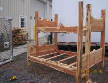 Cedar Bunk Bed