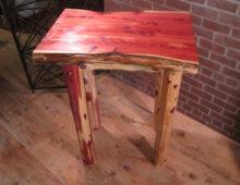 Cedar Cafe Table