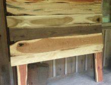 Mixed Cedar Headboard