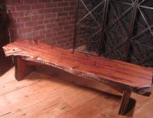 Old Oak Bench