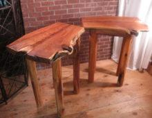 Old Oak Bistro Tables