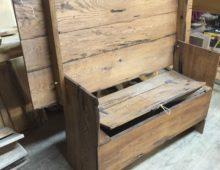 Old Oak Schneider Bench-Table