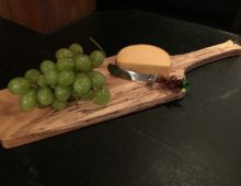 Cheese Paddle Board